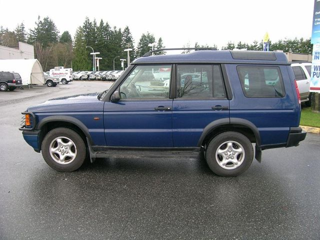 Land Rover Discovery Series II wheels #4