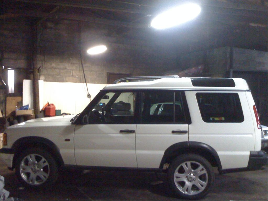 Land Rover Discovery Series II wheels #1