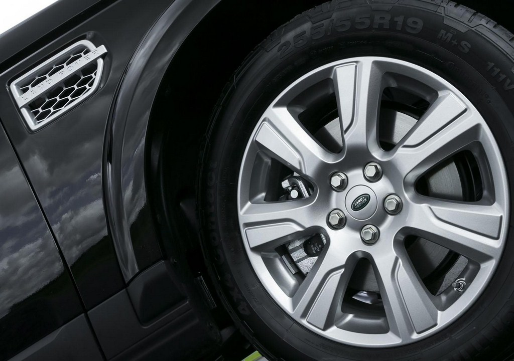 Land Rover Discovery wheels #4