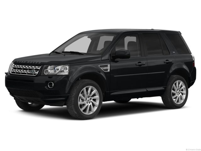 Land Rover LR2 black #4