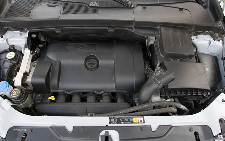Land Rover LR2 engine #3