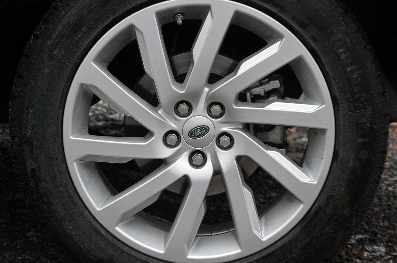 Land Rover LR2 wheels #2