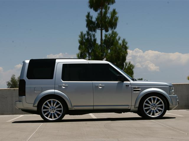 Land Rover LR3 wheels #2