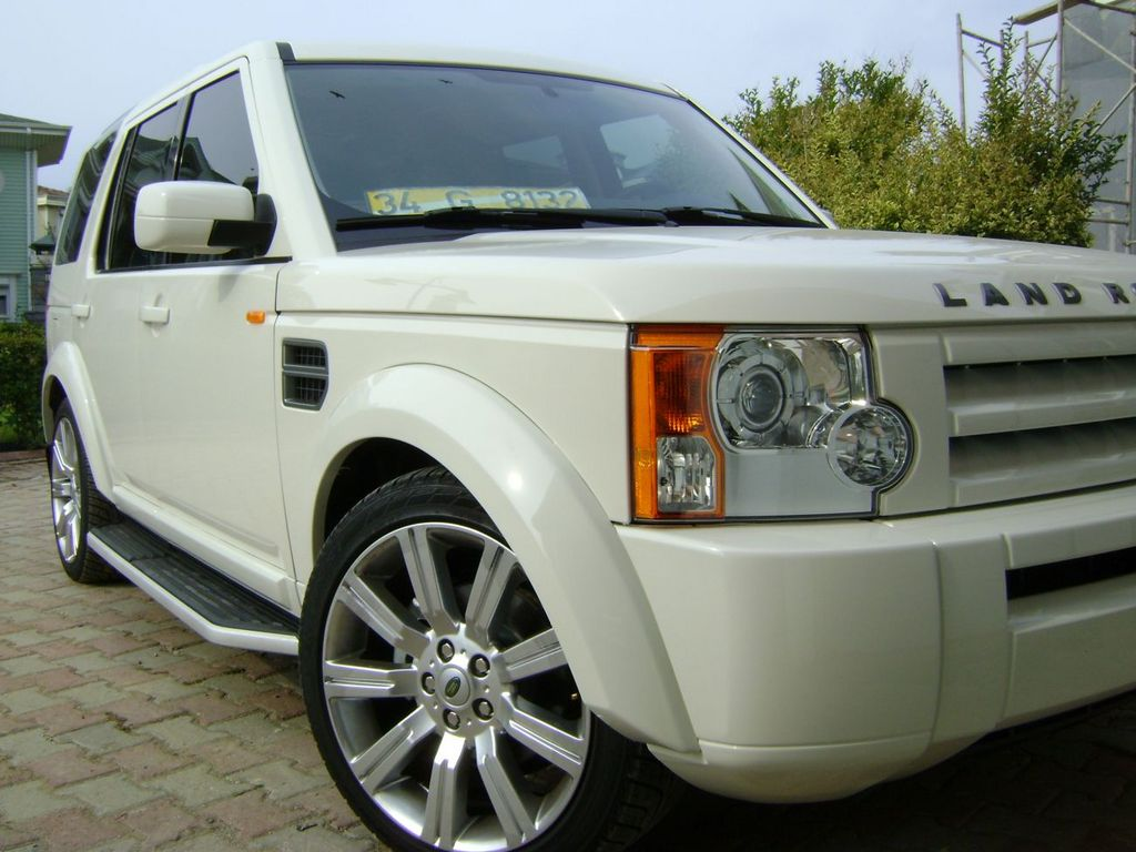 Land Rover LR3 wheels #1