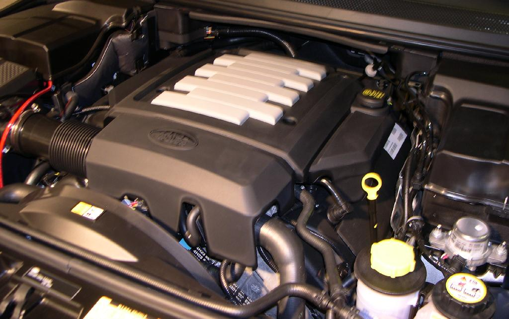 Land Rover Range Rover engine #3