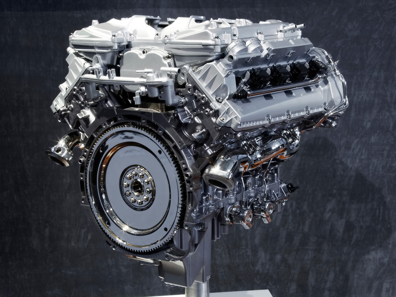 Land Rover Range Rover engine #1