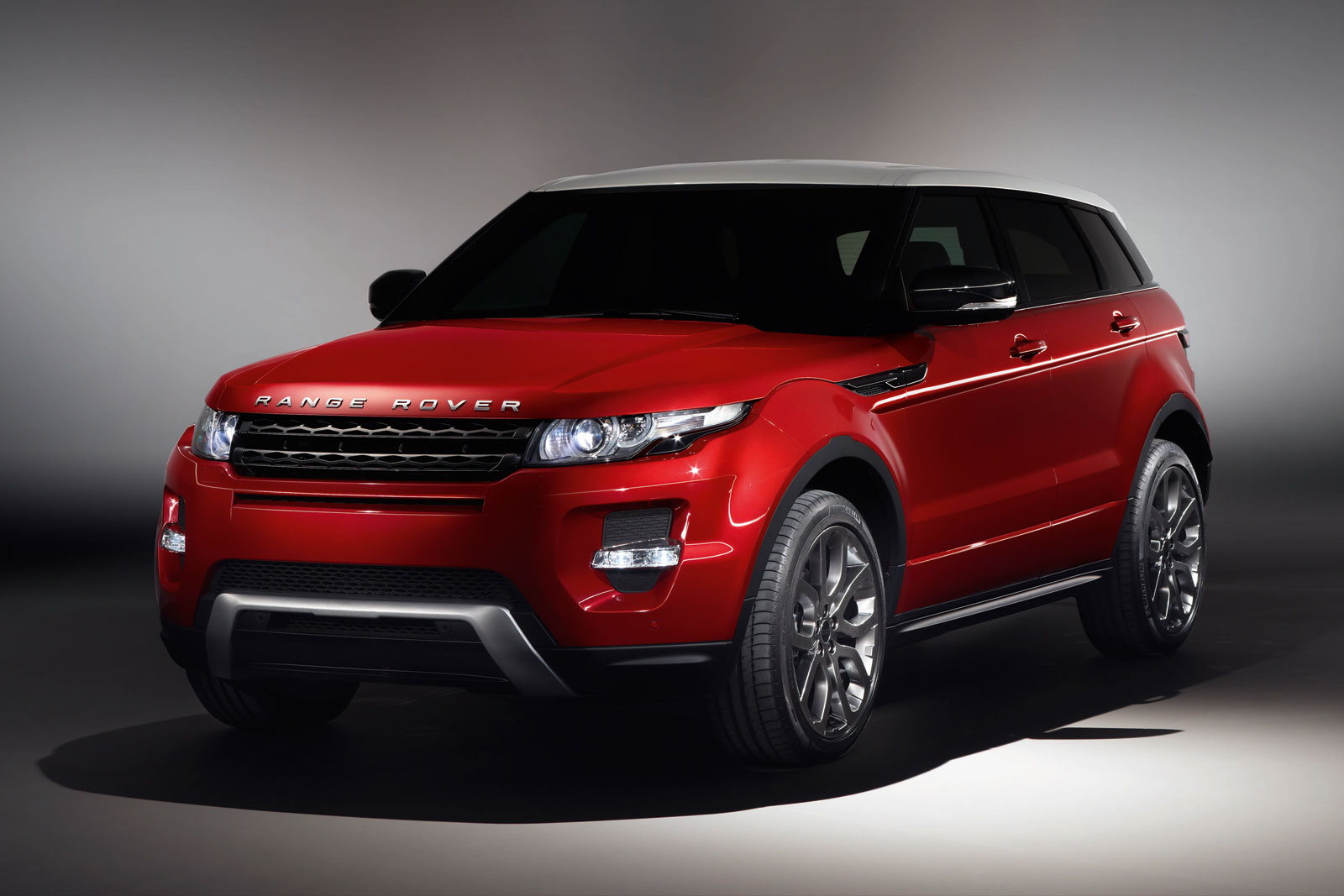 Land Rover Range Rover red #3