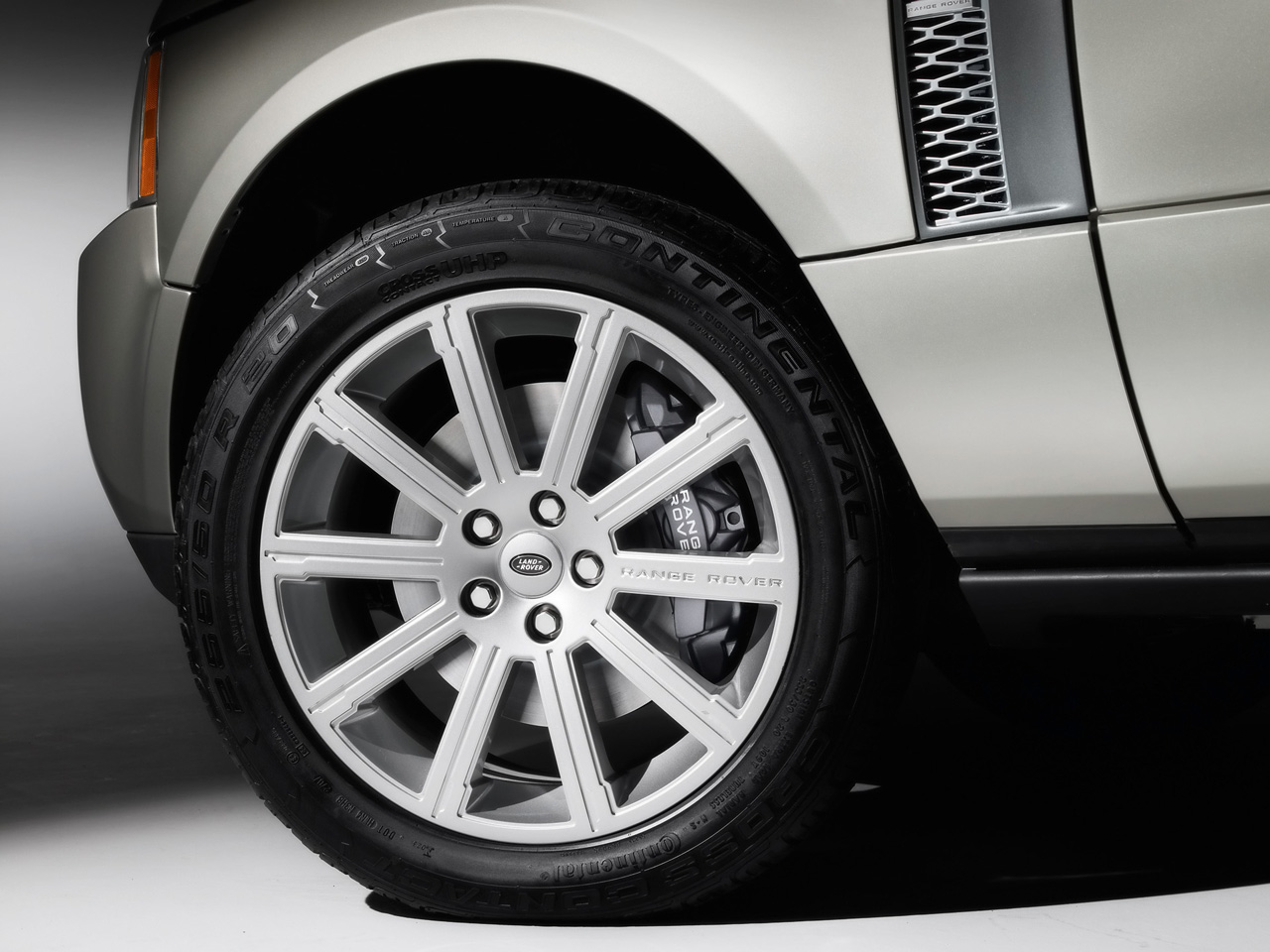 Land Rover Range Rover wheels #2