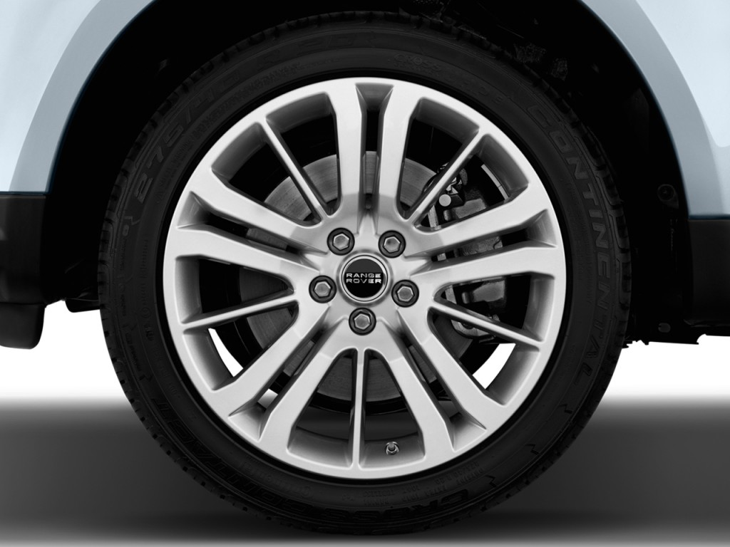 Land Rover Range Rover wheels #3