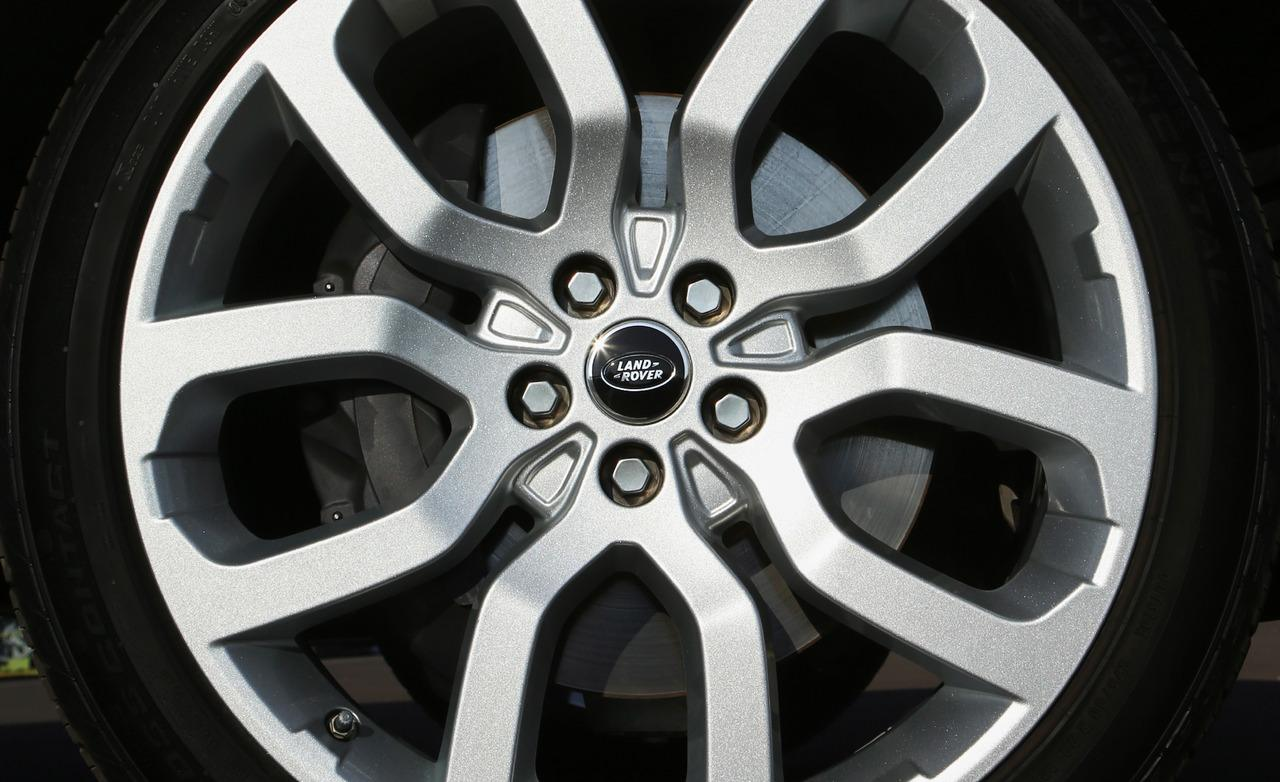 Land Rover Range Rover wheels #1