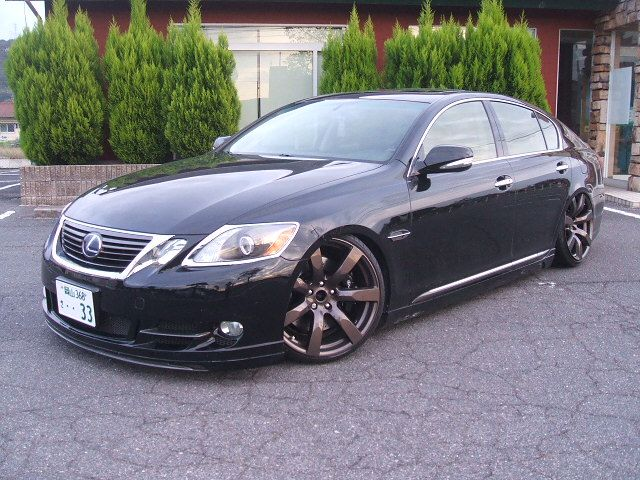 Lexus GS 300 wheels #2