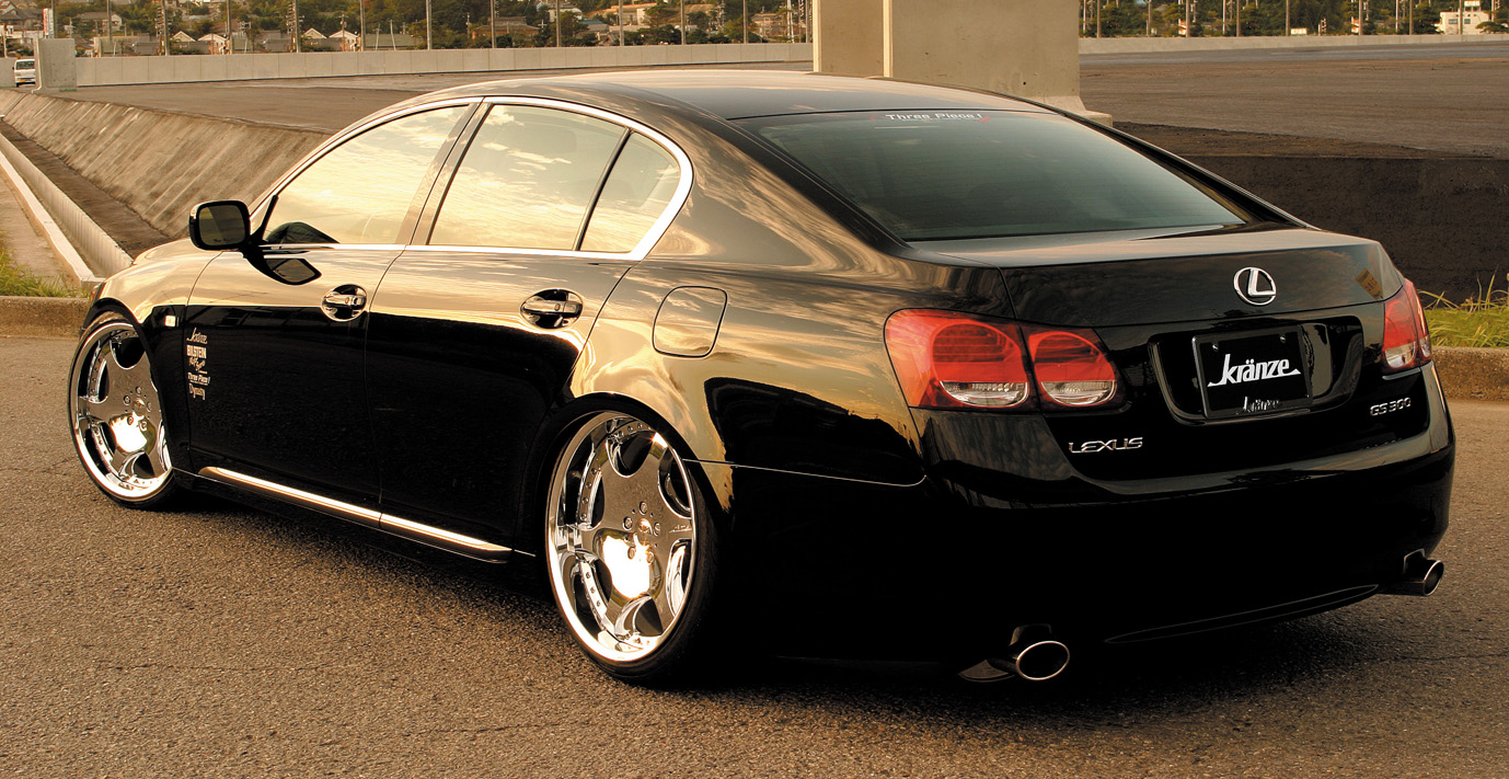 Lexus GS 300 wheels #3