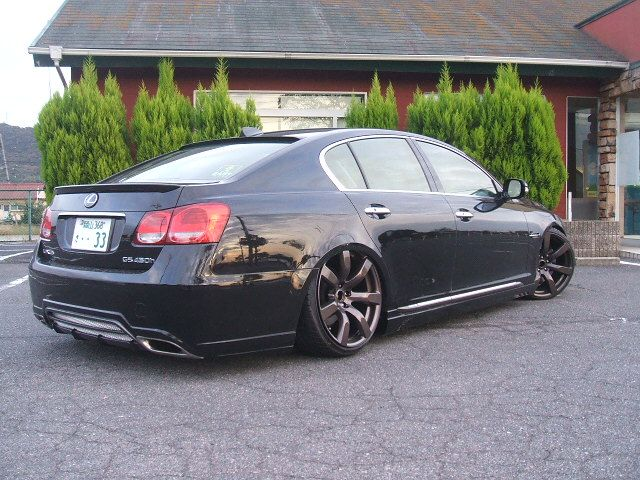 Lexus GS 300 wheels #1