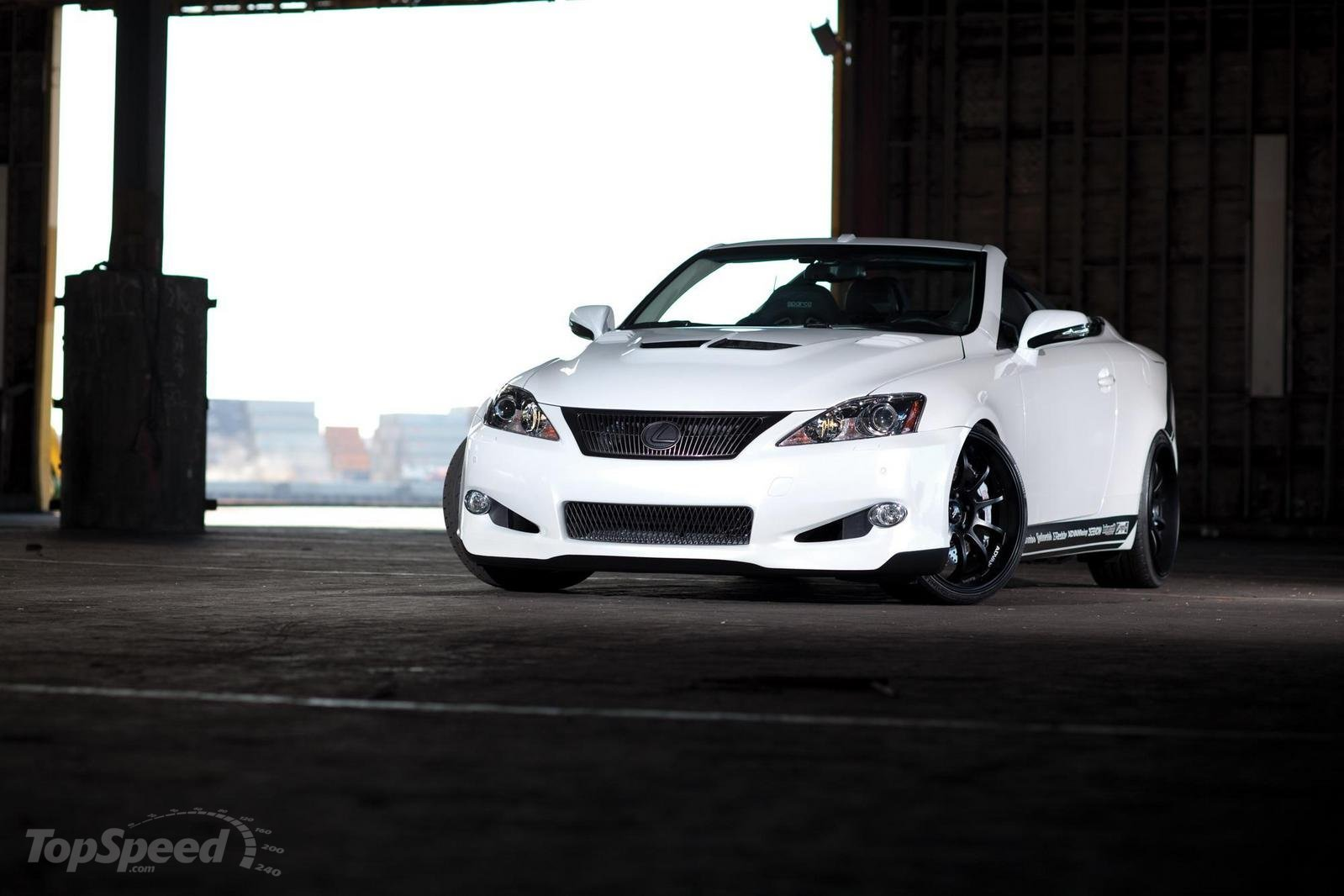 Lexus IS 350 C #5