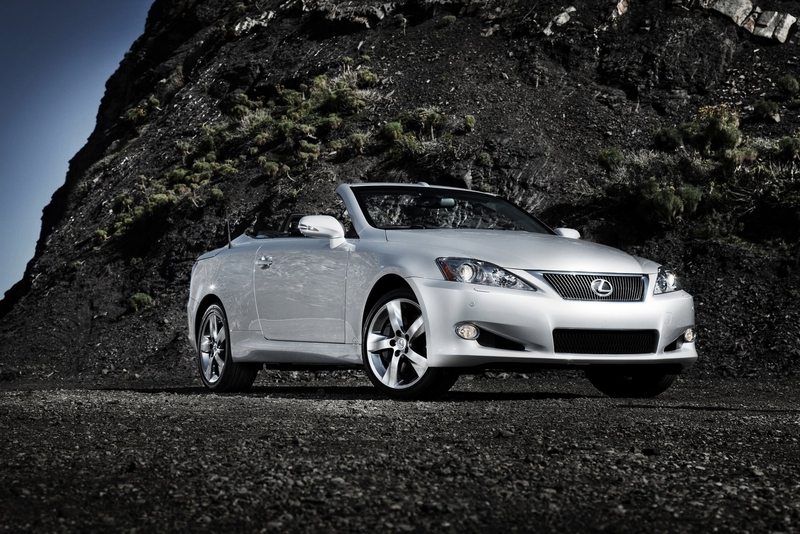 Lexus IS 350 C #9