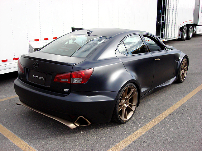Lexus IS F #2