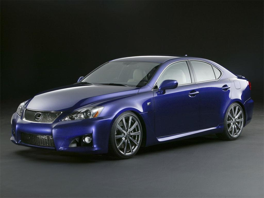 Lexus IS F #4