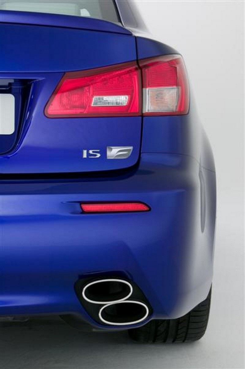 Lexus IS F #1
