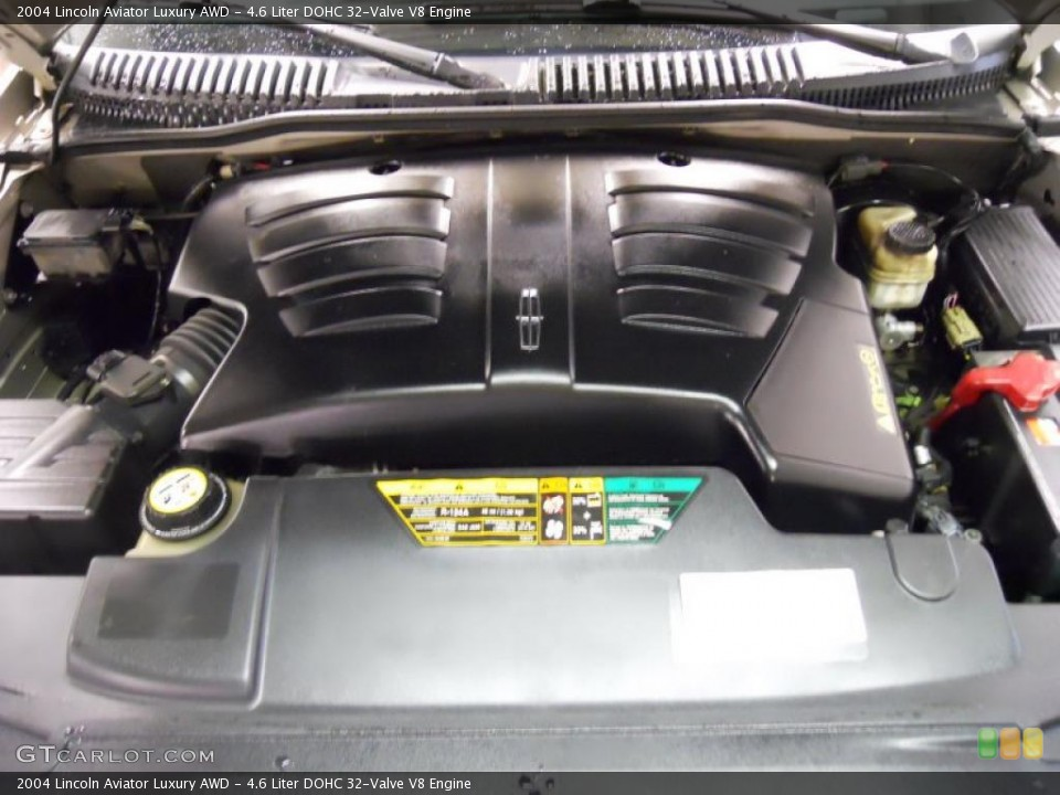 Lincoln Aviator engine #4