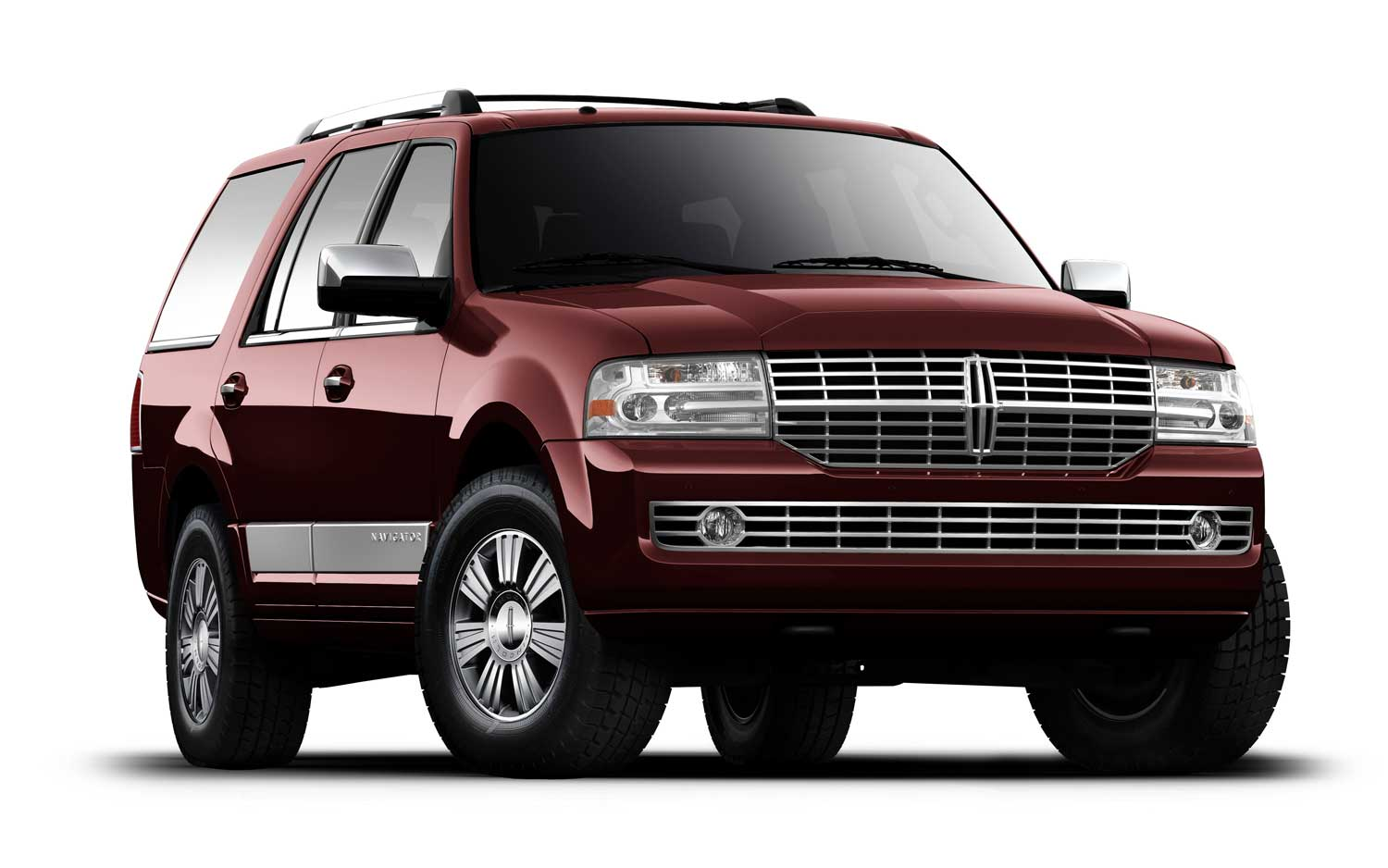 Lincoln Aviator red #4