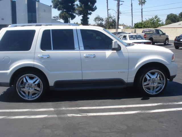 Lincoln Aviator wheels #2