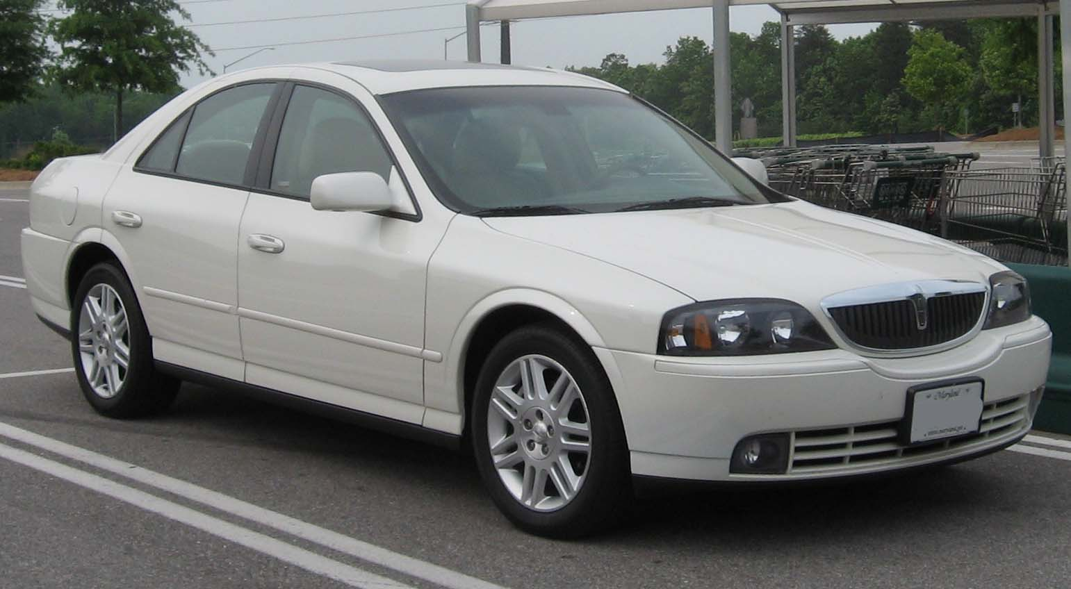 Lincoln LS #3