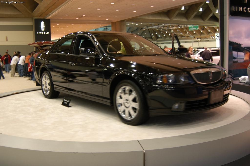 Lincoln LS #6
