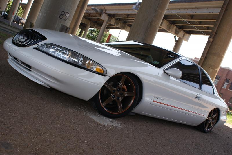Lincoln Mark VIII wheels #3