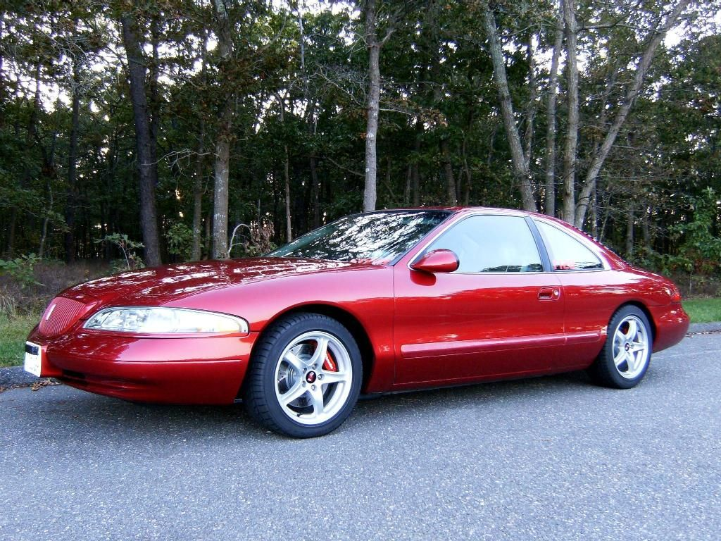 Lincoln Mark VIII wheels #4