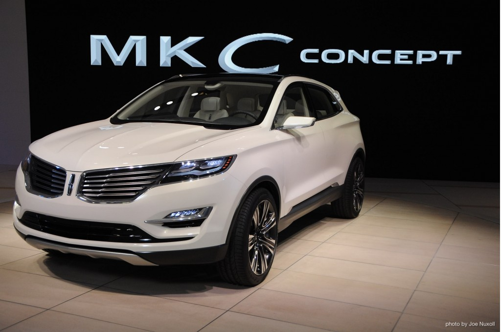 Lincoln MKC engine #3