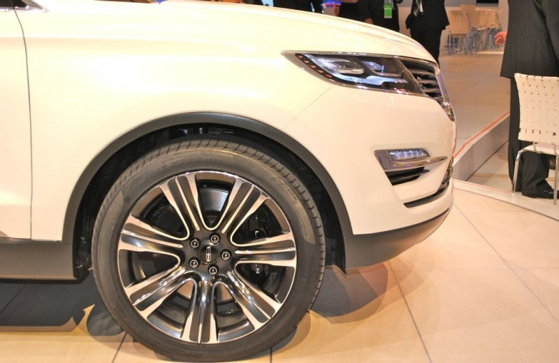 Lincoln MKC wheels #1