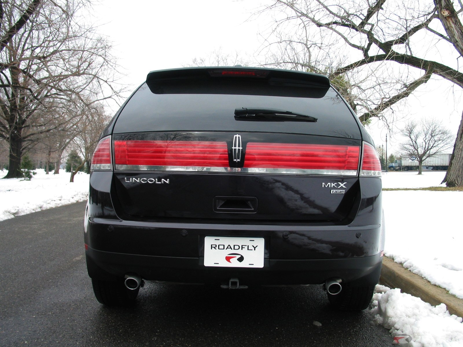 Lincoln MKX #12
