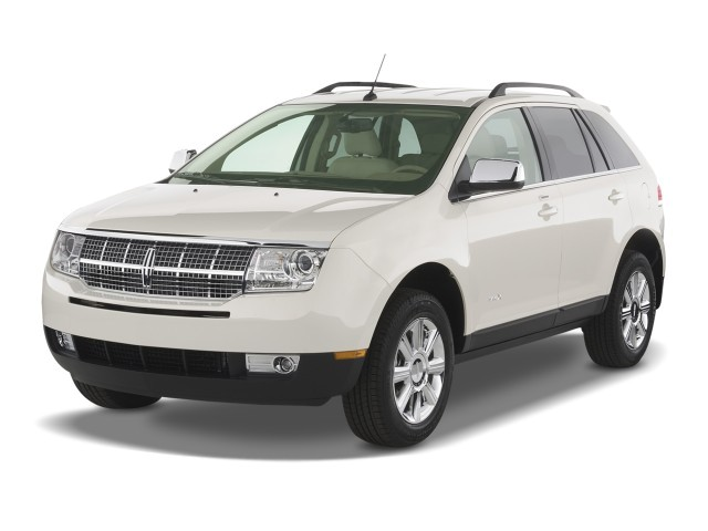 Lincoln MKX red #2