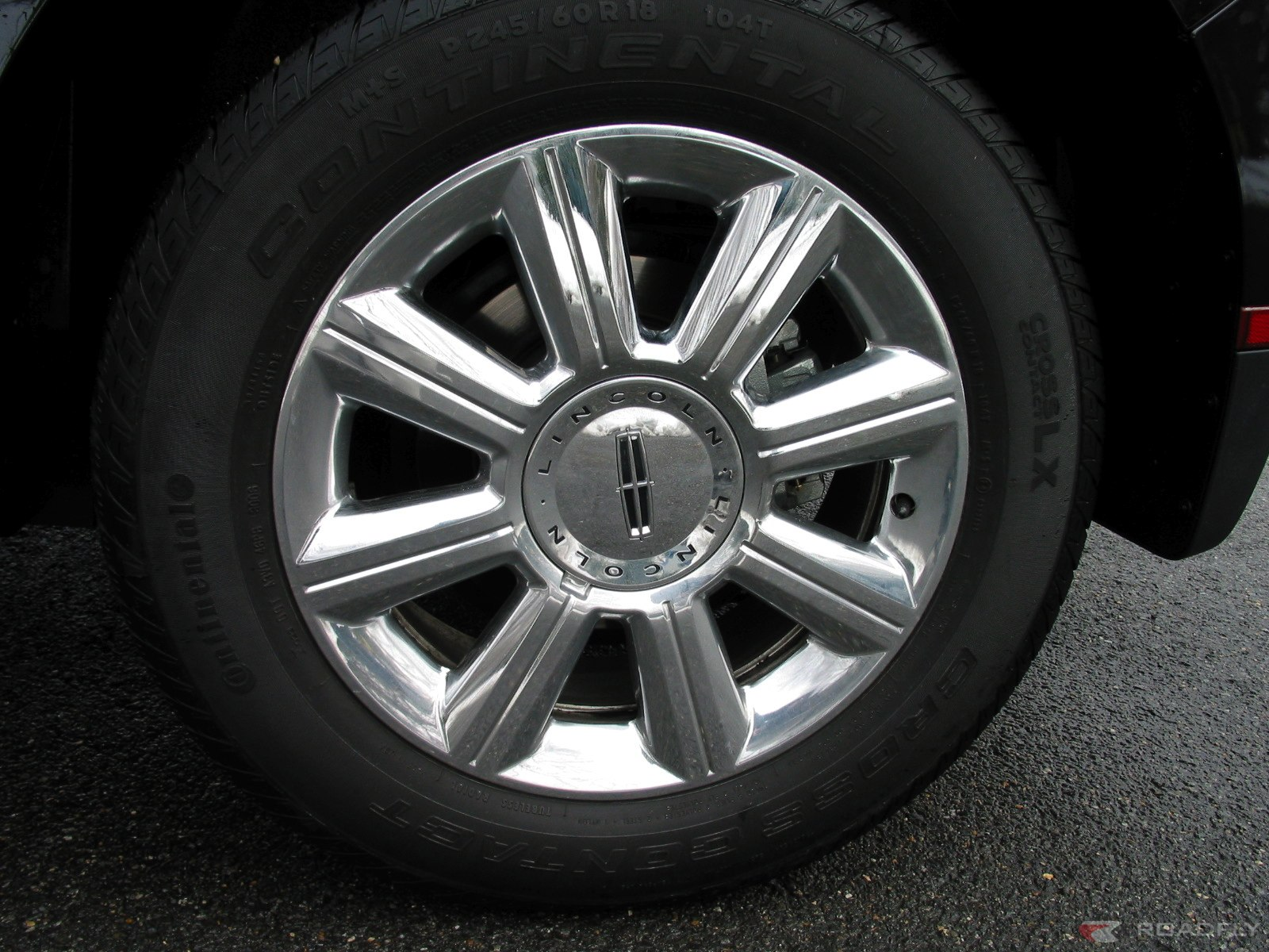 Lincoln MKX wheels #3