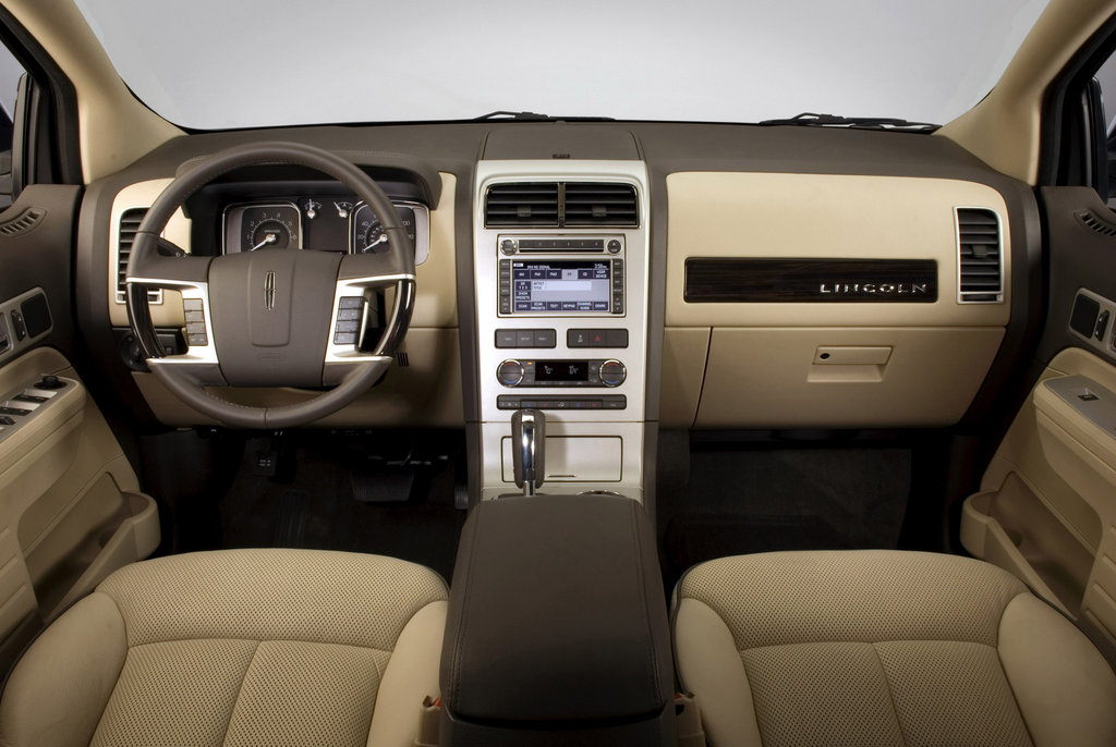 Lincoln MKX #1