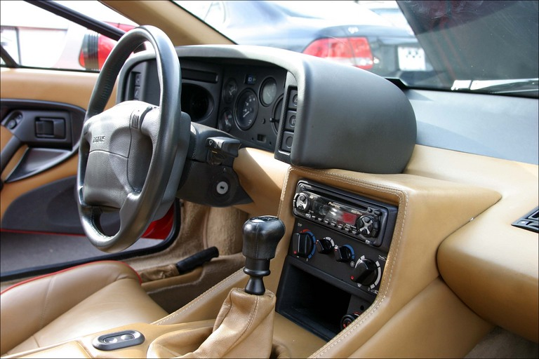 Lotus Esprit interior #4