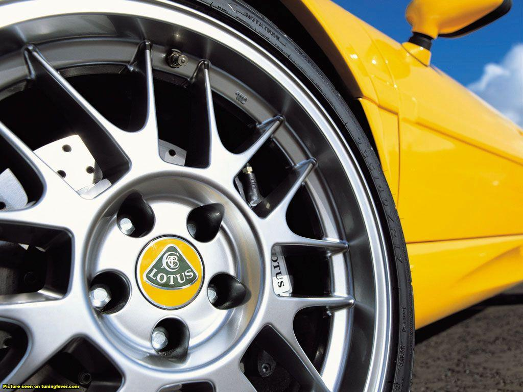 Lotus Esprit wheels #2