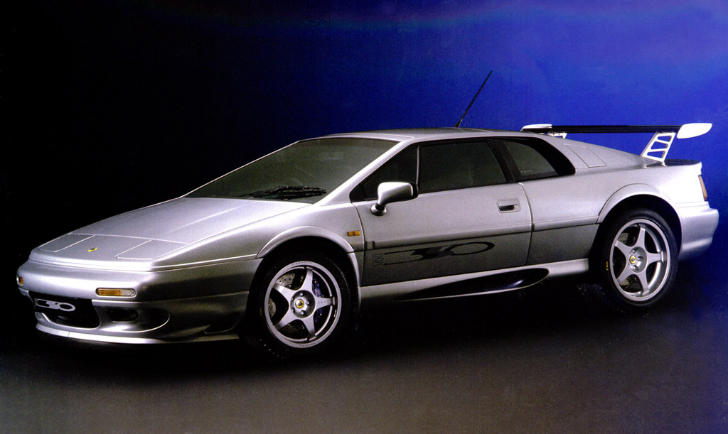 Lotus Esprit wheels #4