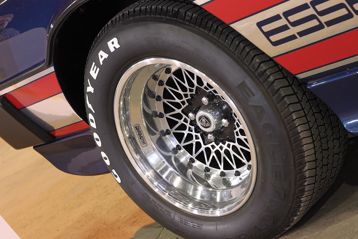 Lotus Esprit wheels #1