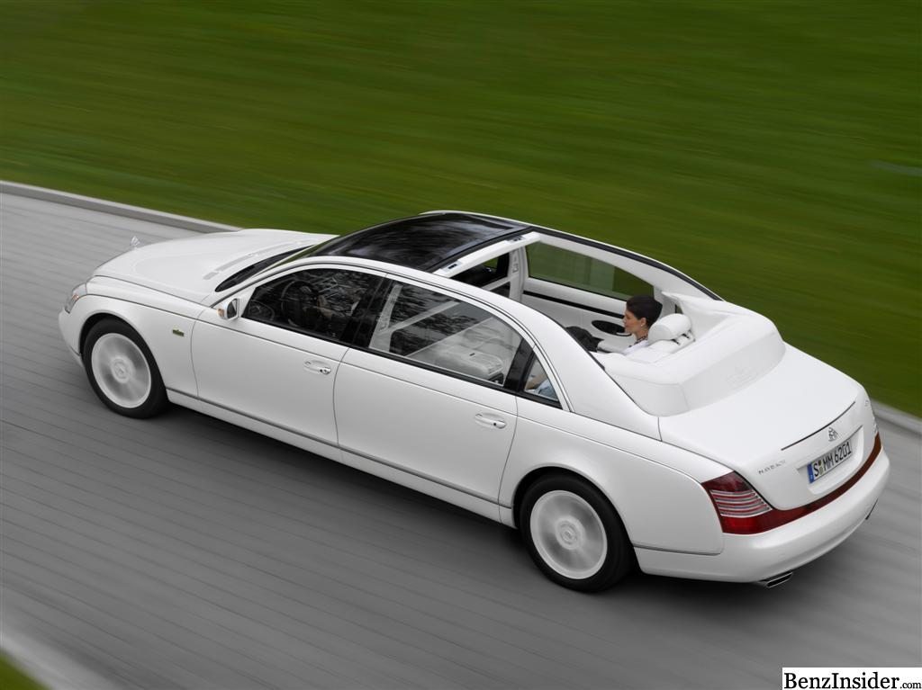 Maybach Landaulet black #4