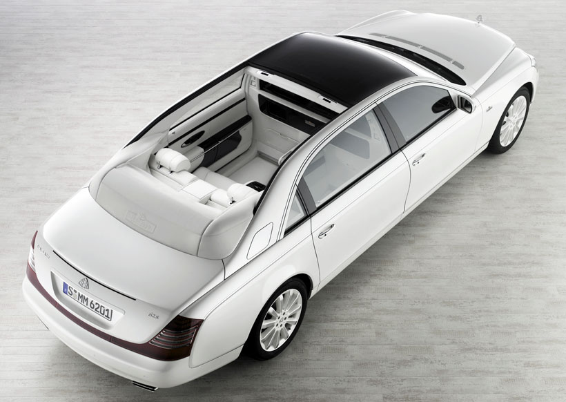 Maybach Landaulet black #1