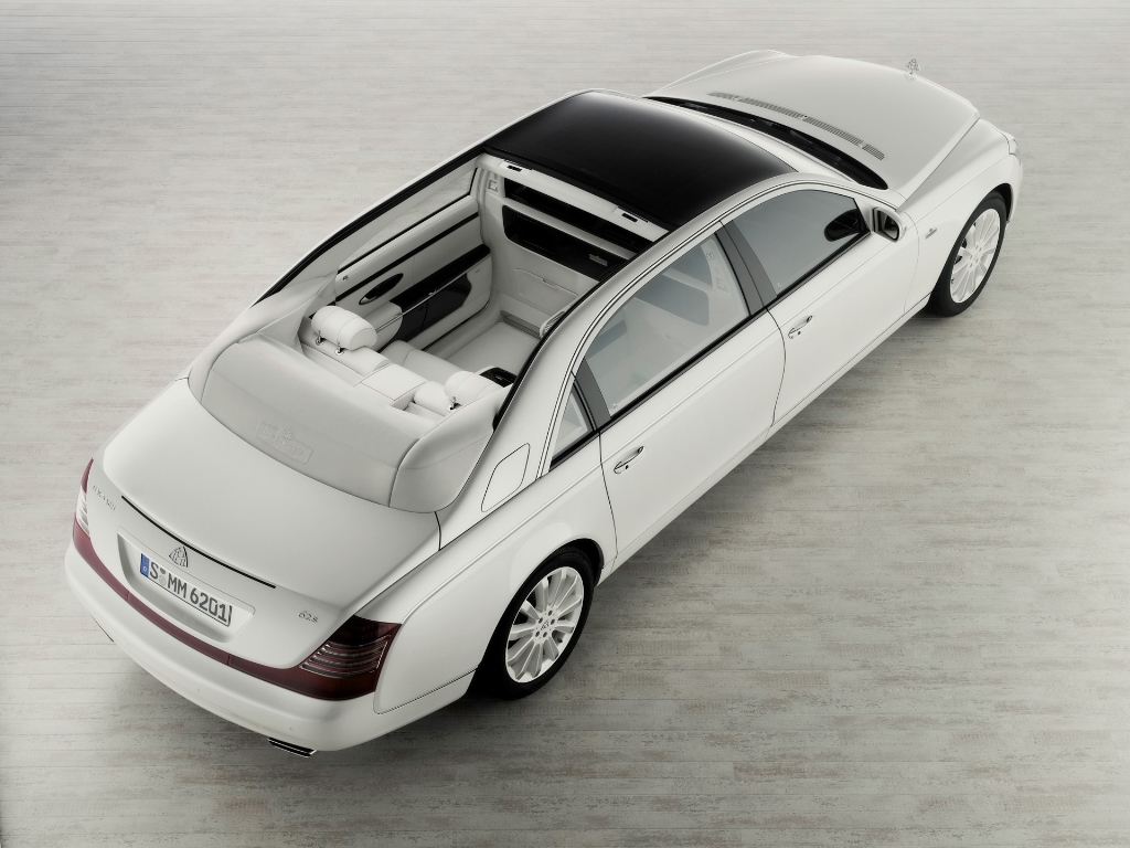 Maybach Landaulet engine #3