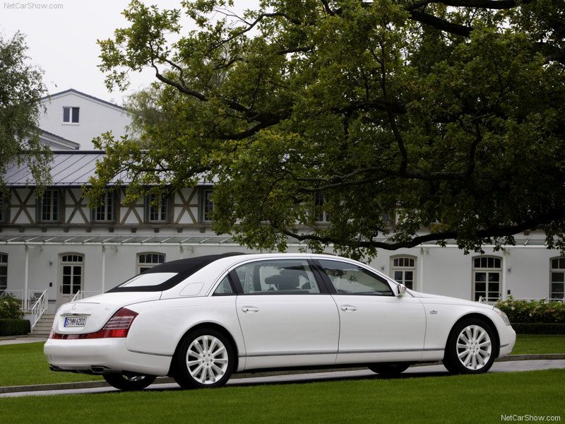 Maybach Landaulet engine #4