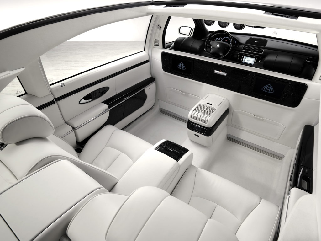 Maybach Landaulet red #1