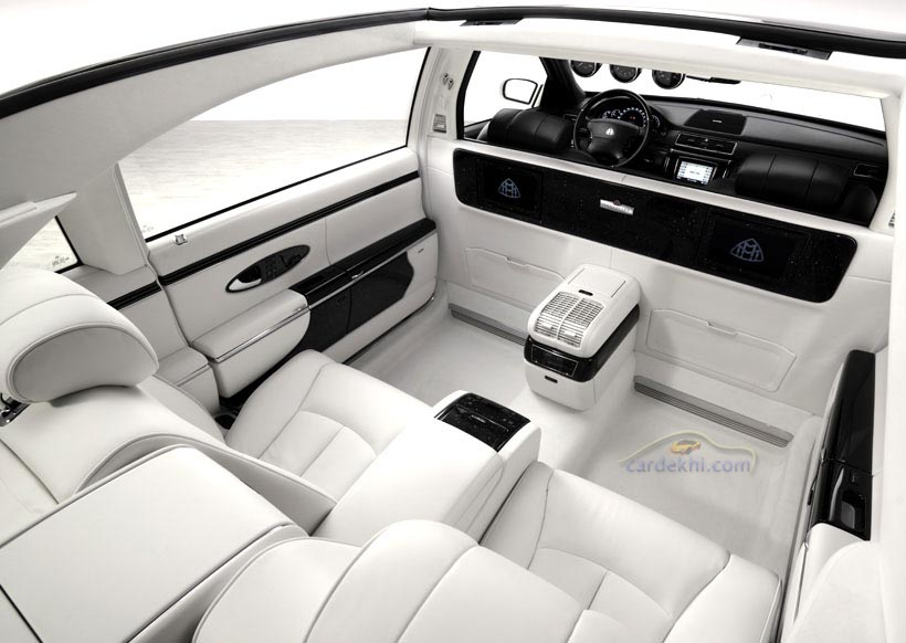 Maybach Landaulet wheels #2