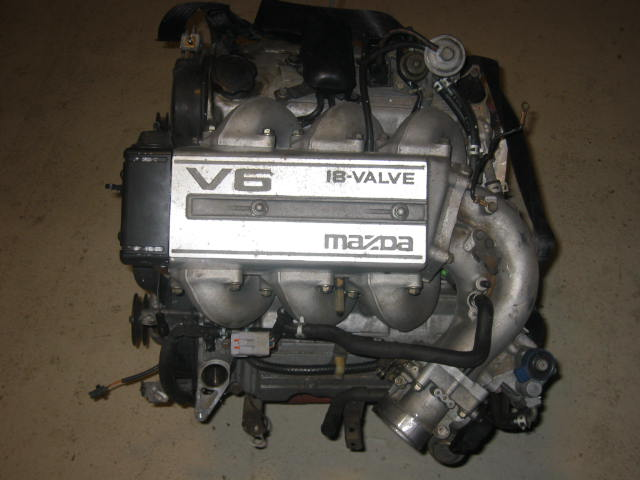 Mazda MPV engine #2