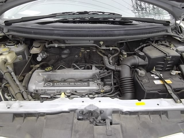 Mazda MPV engine #4
