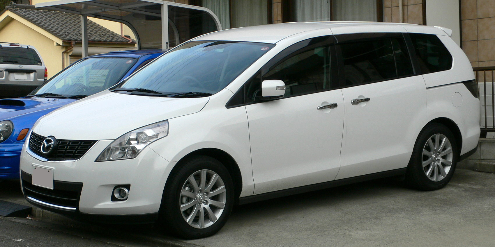 Mazda MPV wheels #1