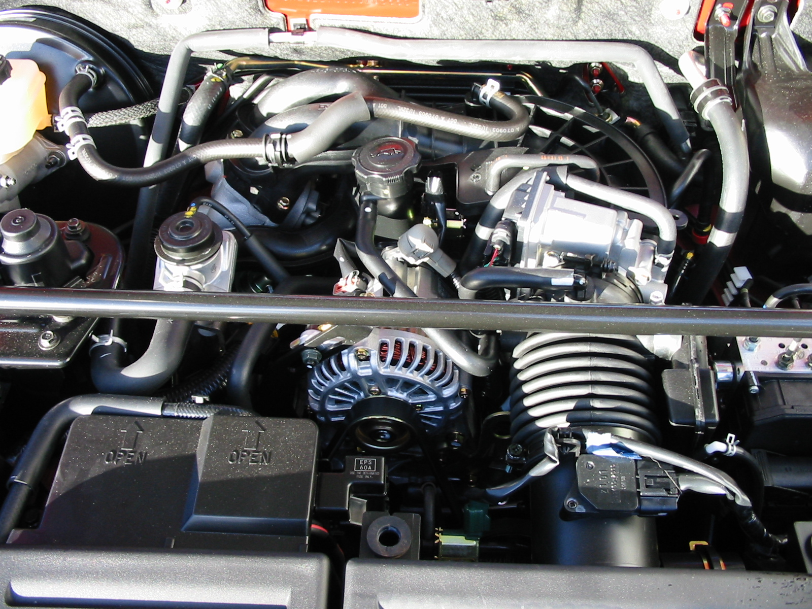 Mazda RX-8 engine #1