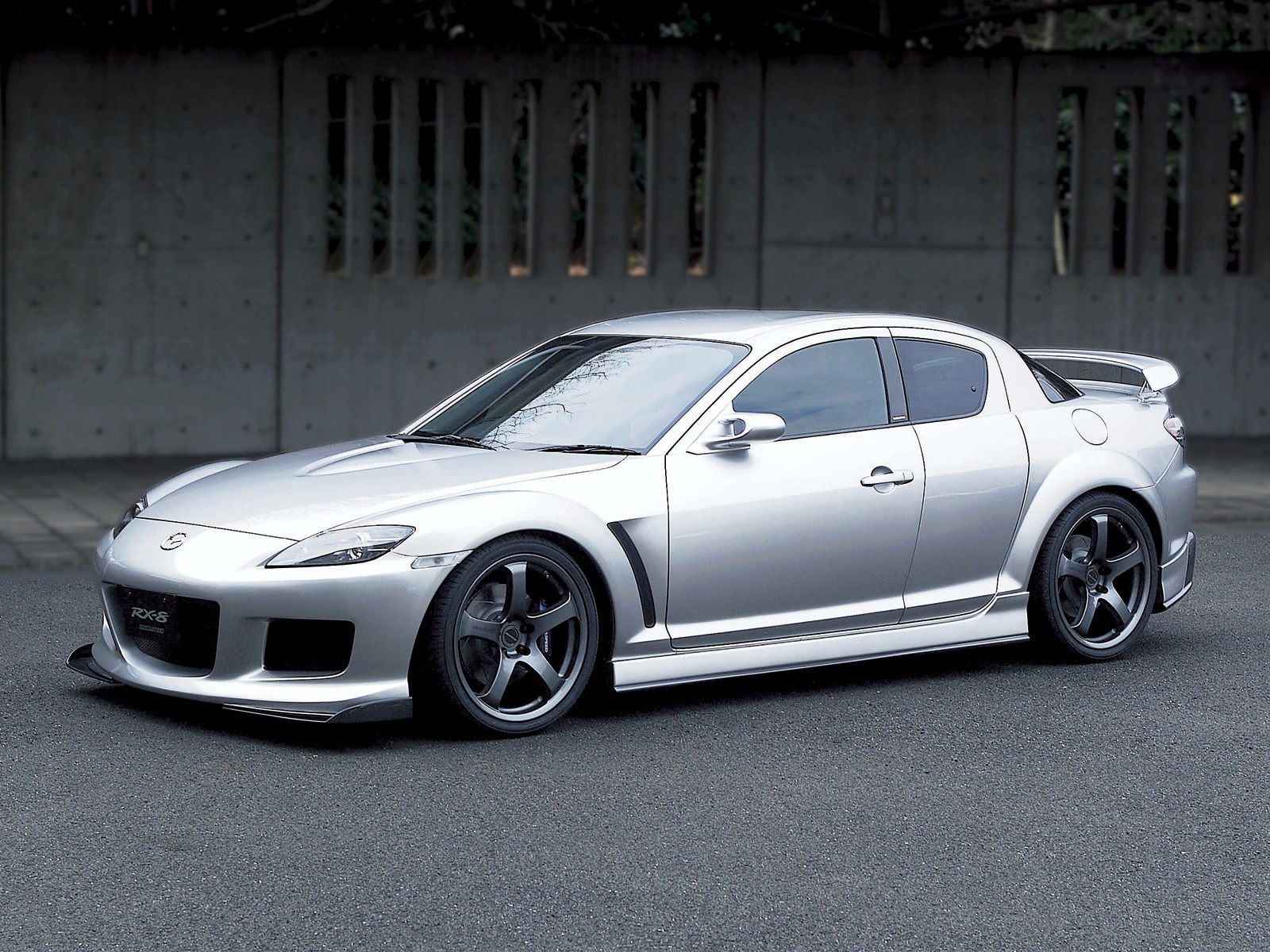 Mazda RX-8 wheels #1